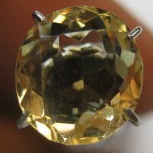 Oval Citrine 2.30 carat