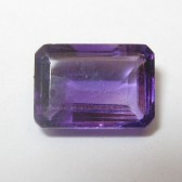 Purple Amethyst 0.90 carat
