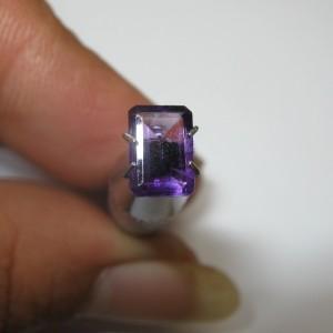 Purple Amethyst 0.90 carat
