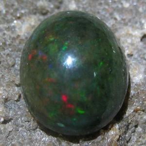 Black Opal Lumut 3.00 carat