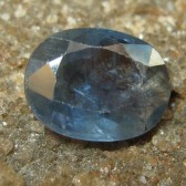 Oval Blue Spinel 1.34 carat