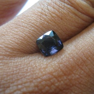 Dark Purple Spinel 1.35 carat