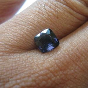 Dark Purple Spinel 1.35 carat