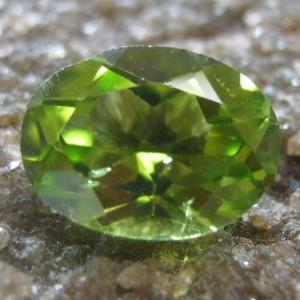 Peridot Oval 1.45 carat