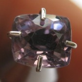 Cushion Purple Spinel 0.91 carat