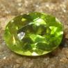 Oval Green Peridot 1.30 carat