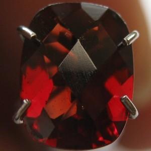 Garnet Pyrope Buff Top 1.66 carat