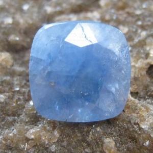 Light Blue Sapphire Kotak 1.73 carat