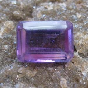 Purple Amethyst Quartz 1.02 carat