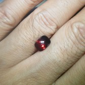 Garnet Pyrope Cushion 1.77 carat