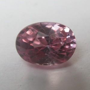 Safir Pink Imut 0.40 carat