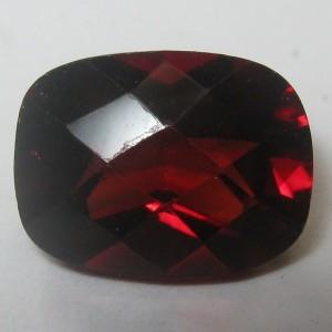 Garnet Pyrope Cushion Buff Top 1.80 carat