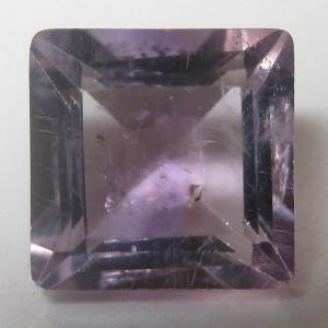 Square Cut Amethyst 1.00 carat