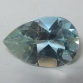 Sky Topaz Pear Shape 1.50 carat