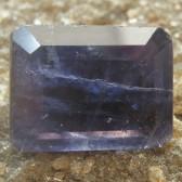 Rectangular Iolite 2.40 carat