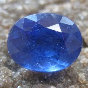 Safir Biru Oval 3.10 carat