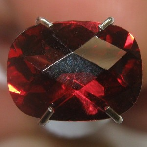 Buff Top Pyrope Garnet 1.53 carat