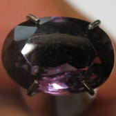Spinel Pinkish Purple 1.52 carat