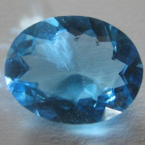 Swiss Blue Topaz 3.15 carat
