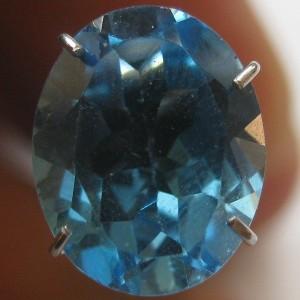 Swiss Blue Topaz 2.63 carat