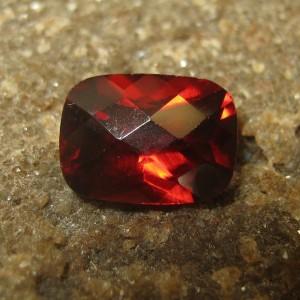 Pyrope Garnet Cushion 1.62 carat