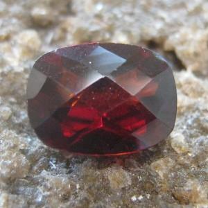 Deep Red Pyrope Garnet 1.45 carat