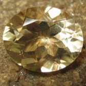 Citrine Kuning Muda Oval 3.30 carat