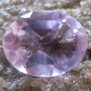 Bright Purple Amethyst 1.30 carat