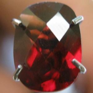 Pyrope Almandite Garnet 1.43 carat