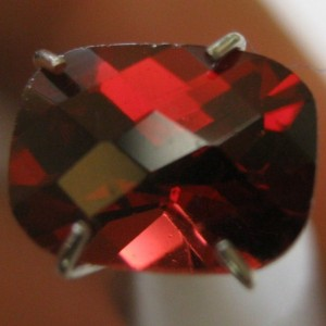 Cushion Pyrope Garnet 1.80 carat