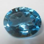 Swiss Blue Topaz VSI 2.79 carat