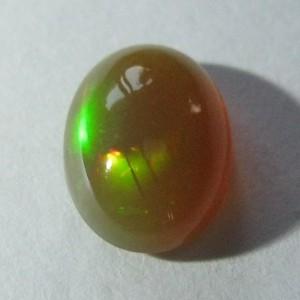Opal Pekat Pelangi 0.90 carat