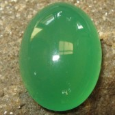 Green Chalcedony 10.15 carat