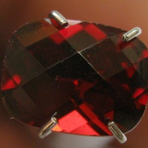 Garnet Pyrope Cushion 1.67 carat