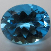 Topaz Swiss Blue VSI 2.88 carat