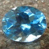 Topaz Swiss Blue VSI 2.68 carat