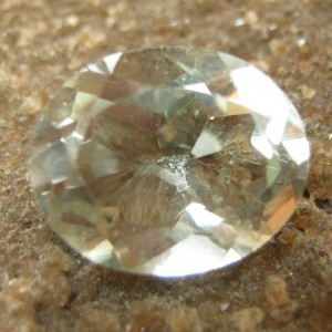 Light Green Amethyst 4.00 carat