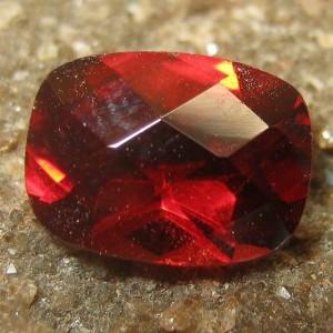 Pyrope Garnet Almandite 1.83 carat