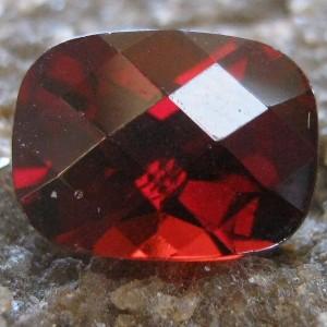 Garnet Pyrope Almandite 1.85 carat