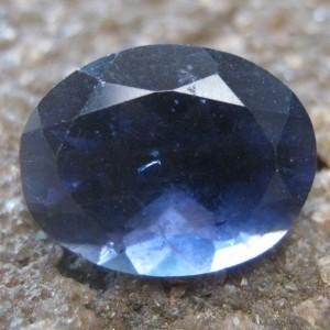 Violite Blue Iolite 2.55 carat