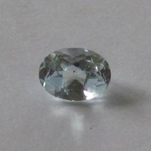 Oval Light Blue Topaz 1.3 carat