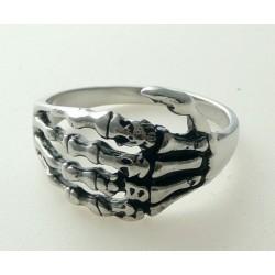 Cincin Jari Tengkorak Ring Size 11US
