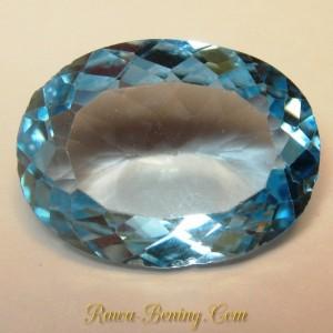Baby Swiss Blue Topaz 8.90 carat