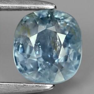 Greenish Blue Sapphire 1 carat