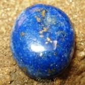 Lapis Lazuli Oval Pipih 12.70 carat