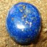 Lapis Lazuli Oval Pipih 12.70 carat Harga Promo Murah