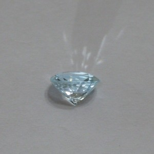 Light Blue Topaz Round 0.8 cts