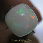 Opal Cushion Cut 3.06 carat