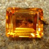 Jual Batu Citrine Rectangular Cut 3.77 carat