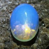 Opal Bersih Rintik Pinggir 1.90 carat